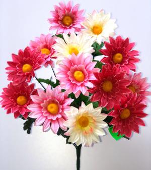 """Искуственные цветы """"Жокей микс"""""""