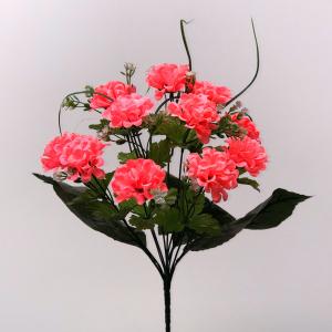 """Искуственные цветы """"Гвоздика лист"""""""