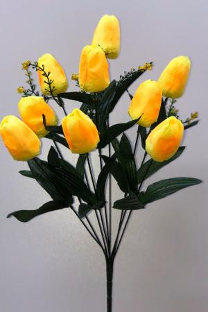 """Искуственные цветы """"Тюльпан"""""""
