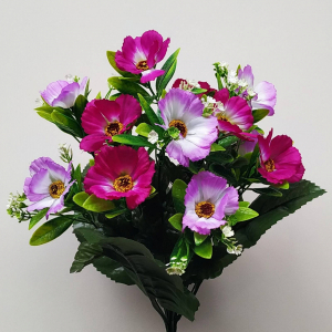 Искусственные цветы «Космея шик»
