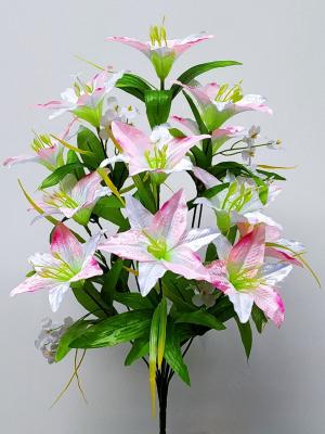 Искусственные цветы «Лилия Прованс»