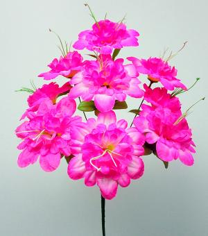 """Искуственные цветы """"Мальва с добавкой"""""""
