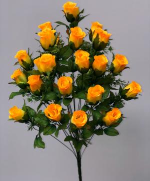 """Искуственные цветы """"Бутон высокий"""""""