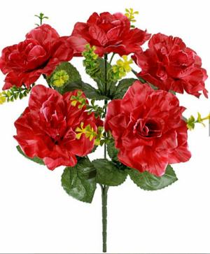Искусственные цветы «Розочка биг»