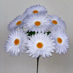 """Искуственные цветы """"Ромашка крупная"""""""