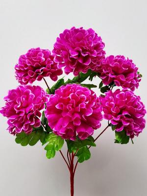 Искусственные цветы «Шар-красная нога»