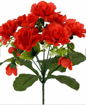 Искусственные цветы «Розочка дико»