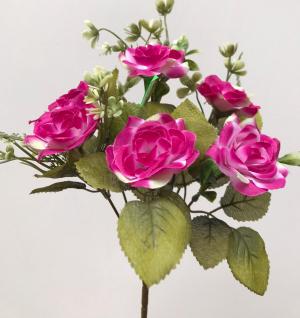 """Искуственные цветы """"Розочка осень"""""""