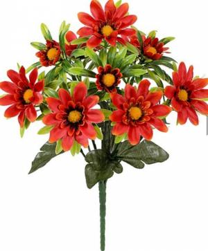 Искусственные цветы «Астра с детками»