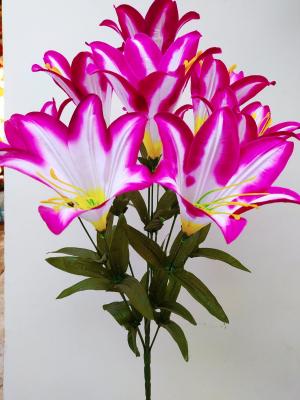 Искусственные цветы «Лилия крупная»