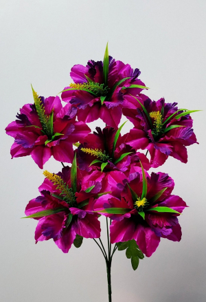Искусственные цветы «Кукуруза атлас»