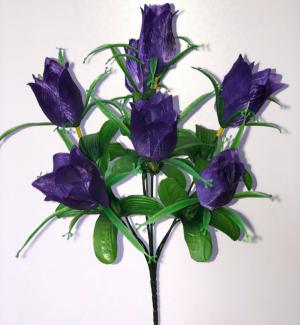 """Искуственные цветы """"Тюльпан мини"""""""