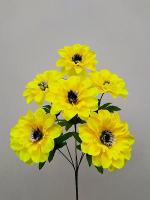 Искусственные цветы «Гербера практ»