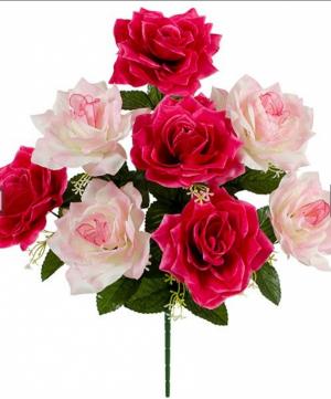 Искусственные цветы «Роза крайт»
