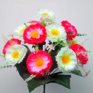 """Искуственные цветы """"Маргаритка микс"""""""