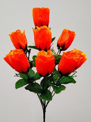 Искусственные цветы «Бутон сигма»