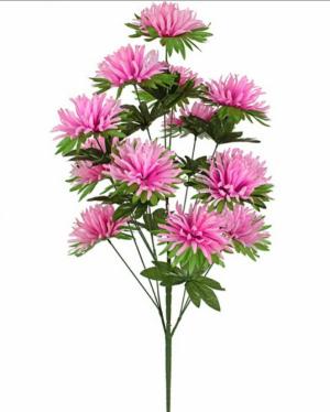 Искусственные цветы «Астра высокая»