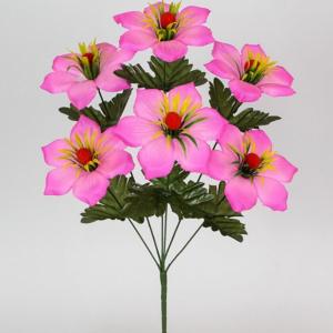 Искусственные цветы «Нарцисс ягодка»