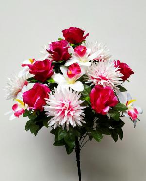 """Искуственные цветы """"Микс"""""""