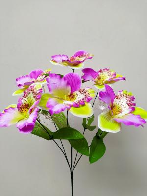 Искусственные цветы «Ирис шик»