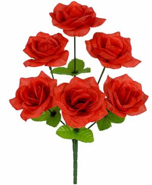 Искусственные цветы «Розочка»