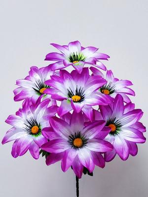 Искусственные цветы «Крокус плотный»
