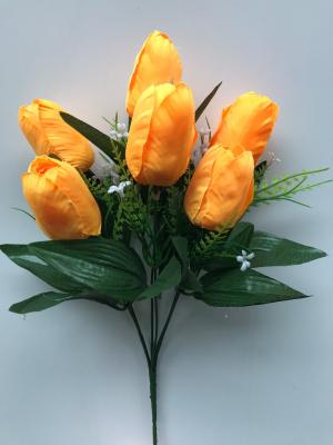 """Искуственные цветы """"Тюльпан средний"""""""