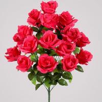 Искусственные цветы «Роза тина»