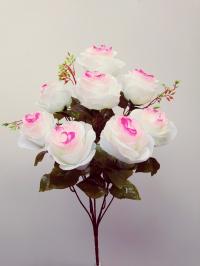 Искусственные цветы «Роза призма»