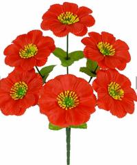 Искусственные цветы «Гербера твик»
