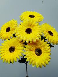 Искусственные цветы «Подсолнух»