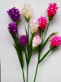 Искусственные цветы «Ананас ветка»