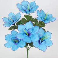 Искусственные цветы «Дешовка лилия»